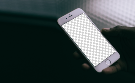 iPhone 6s mockup Freebie