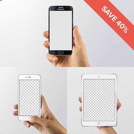 iPhone + Samsung + iPad