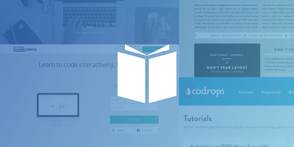15 Best Websites to Learn Design and Development