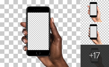 Sketch & Photoshop iPhone mockups