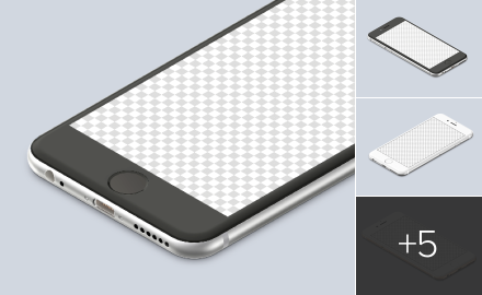Incredibly detailed iPhone 6s renders